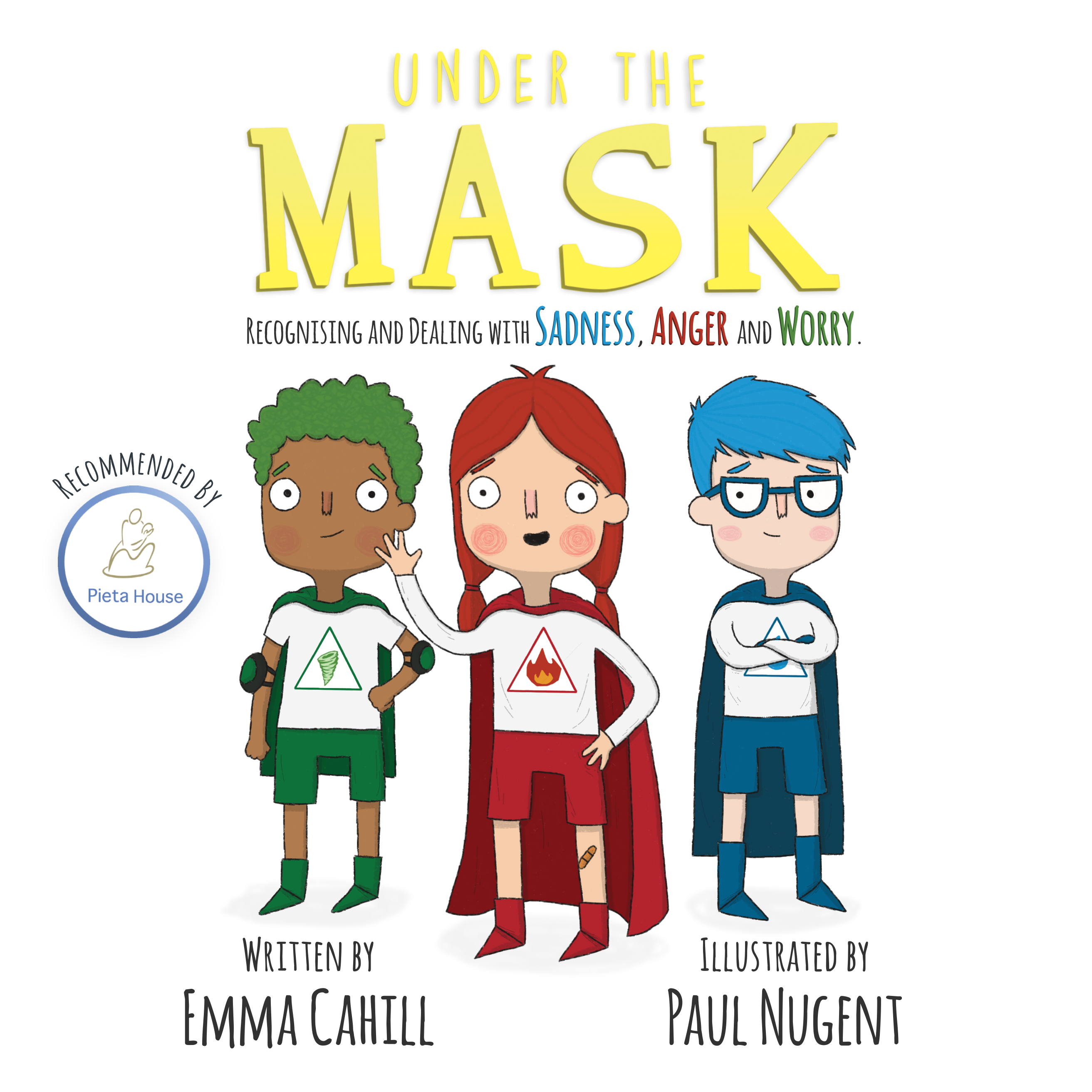 Under The Mask book cover